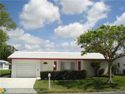 Plantation Single Family Home For Sale: 8225 NW 15th Ct
