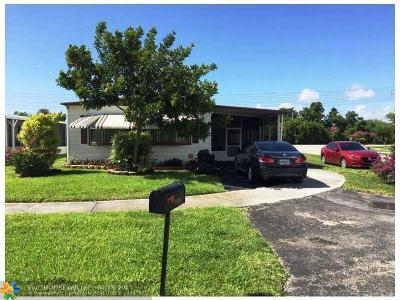 Fort Lauderdale Single Family Home For Sale: 2470 SW 53rd St