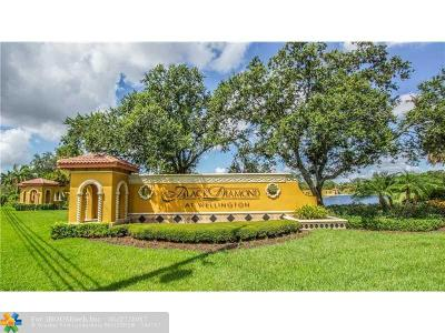 Palm Beach County Single Family Home Backup Contract-Call LA: 10679 Old Hammock Way