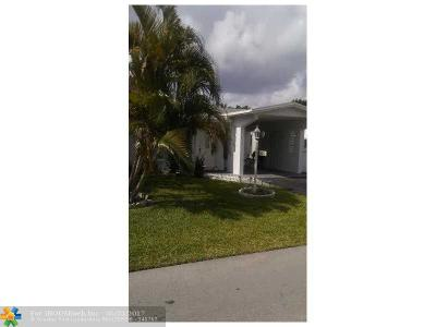 Lauderdale Lakes Single Family Home Backup Contract-Call LA: 5040 NW 43rd Ct