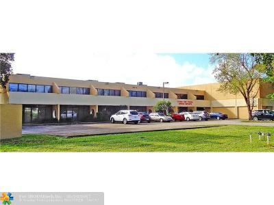 Coral Springs Commercial For Sale: 11917 W Sample Rd