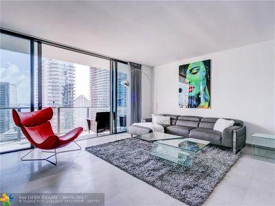 Miami Condo/Townhouse For Sale: 88 SW 7 #2507