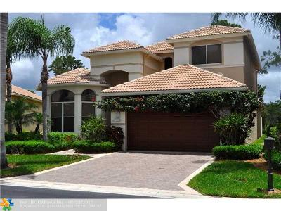 West Palm Beach Single Family Home For Sale: 10652 Grande Blvd