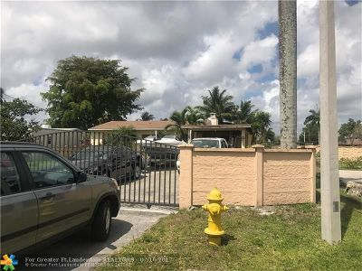 Fort Lauderdale Single Family Home Backup Contract-Call LA: 4417 SW 34th Ter