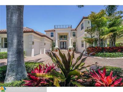 Boca Raton Single Family Home For Sale: 785 NE 33rd St