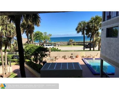 Deerfield Beach Condo/Townhouse For Sale: 665 SE 21st Ave #104