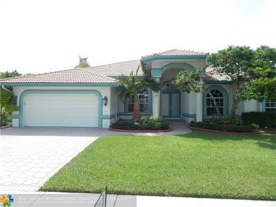 Plantation Single Family Home For Sale: 361 NW 108th Ave