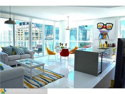 Miami Condo/Townhouse For Sale: 1080 Brickell Ave #1800