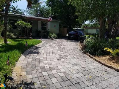 Fort Lauderdale FL Single Family Home Backup Contract-Call LA: $279,900
