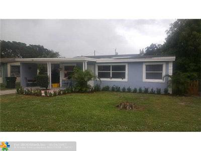 Delray Beach Single Family Home For Sale: 319 SW 11th Ave
