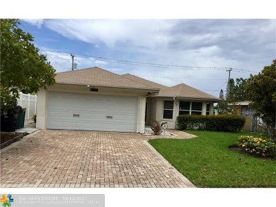 Lake Worth Single Family Home Backup Contract-Call LA: 1320 S L St