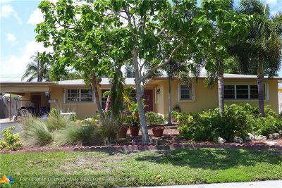 Deerfield Beach Single Family Home Backup Contract-Call LA: 1223 SE 8th Ct
