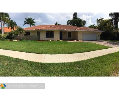 Miami Single Family Home For Sale: 8310 SW 83rd St