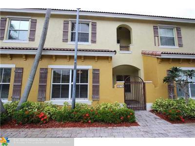 Margate Condo/Townhouse Backup Contract-Call LA: 3375 Merrick Lane #706