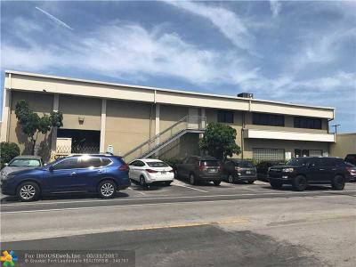 Oakland Park Commercial Backup Contract-Call LA: 4050 NE 6th Ave
