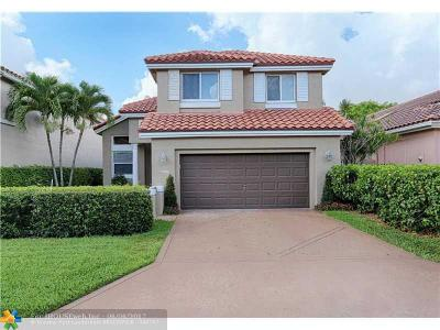 Boca Raton Single Family Home For Sale: 6414 NW 24th St