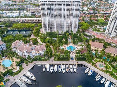 Aventura Condo/Townhouse For Sale: 2000 Island Blvd #3004