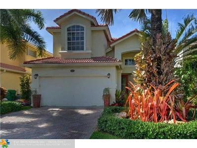 Dania Single Family Home For Sale: 713 Natures Cove Rd
