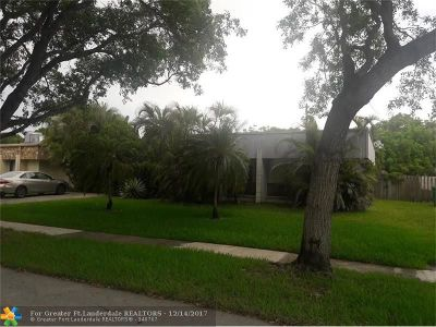 Cooper City Single Family Home Backup Contract-Call LA: 10455 SW 52nd St