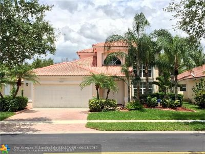 Sunrise Single Family Home Backup Contract-Call LA: 2220 NW 137th Ave