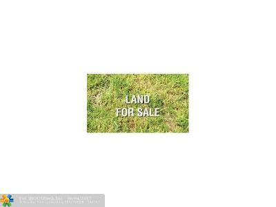 Pompano Beach Residential Lots & Land For Sale: 754 NW 18th Ave