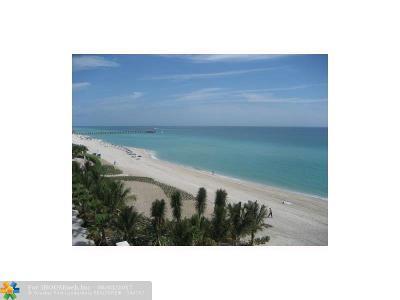 Sunny Isles Beach Condo/Townhouse For Sale: 16001 E Collins Ave #3003