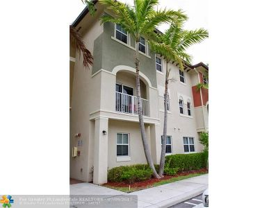 Doral Condo/Townhouse For Sale: 8850 NW 97th Ave #203