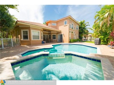 Coral Springs Single Family Home For Sale: 915 NW 124th Ave