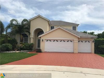 Boca Raton Single Family Home For Sale: 21777 Westmont Ct