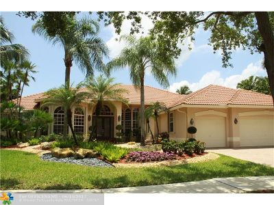 Weston Single Family Home For Sale: 133 Dockside Ter