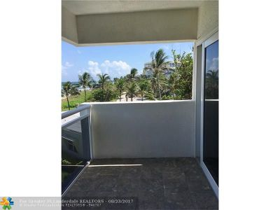 Deerfield Beach Condo/Townhouse For Sale: 500 SE 21st Ave #401