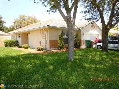 Davie Single Family Home Backup Contract-Call LA: 6121 Portsmouth Lane
