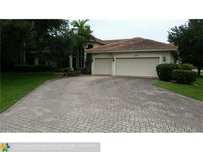 Broward County Single Family Home Backup Contract-Call LA: 11353 NW 9th St