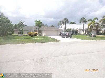 Palm Beach County Single Family Home For Sale: 206 Ponce De Leon St