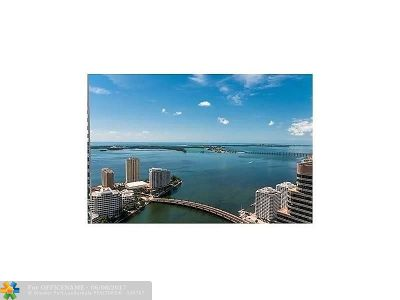 Miami Condo/Townhouse For Sale: 485 Brickell Ave #2408