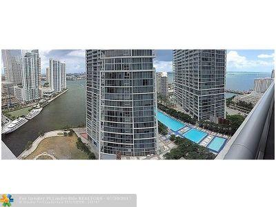 Miami Condo/Townhouse For Sale: 485 Brickell Ave #4602