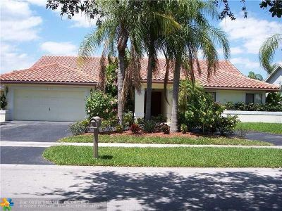Plantation Single Family Home Backup Contract-Call LA: 10133 NW 13th Ct
