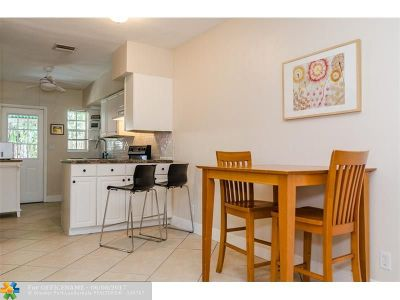 Wilton Manors Rental For Rent: 2109 NE 26th St #2109