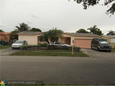 Cooper City Single Family Home For Sale: 5521 SW 94th Ave