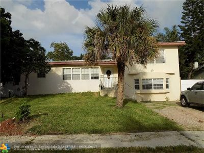 Boca Raton Single Family Home For Sale: 1470 NE 4th Ave