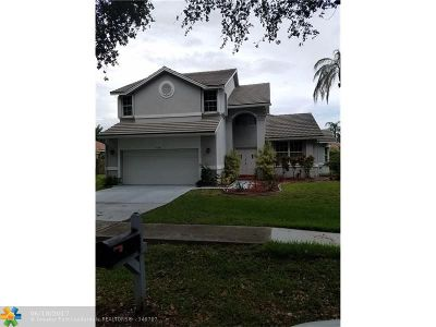 Cooper City Single Family Home For Sale: 10841 London St