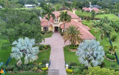 Coral Springs Single Family Home For Sale: 4175 NW 100th Ave