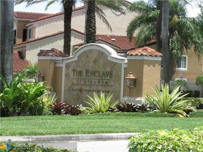 Miramar Condo/Townhouse For Sale: 2091 Renaissance Blvd #101