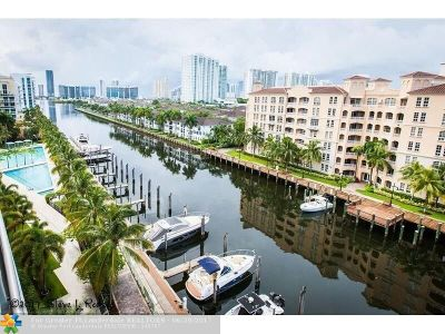 Aventura Condo/Townhouse For Sale: 2950 NE 188th St #523