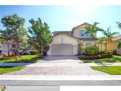 Parkland Single Family Home For Sale: 8222 NW 121st Way