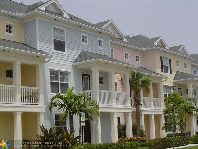 Jupiter Condo/Townhouse For Sale: 276 Murcia Dr #110