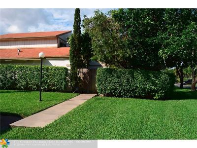 Plantation Single Family Home For Sale: 13291 NW 6th Ct
