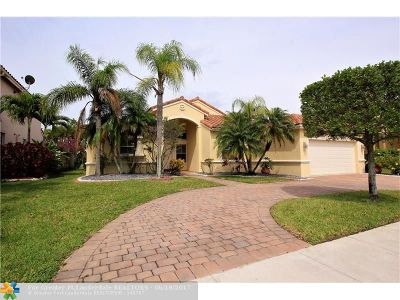 Pembroke Pines Single Family Home For Sale: 1528 SW 191st Ln