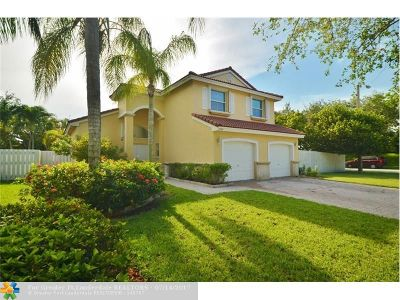 Pembroke Pines Single Family Home Backup Contract-Call LA: 2496 NW 189th Ave