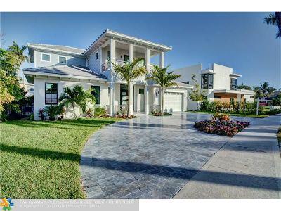 Boca Raton Single Family Home For Sale: 550 NE Mizner Blvd